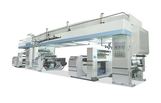 TY-F High speed dry composite machine