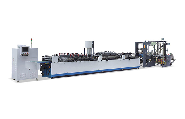 TY - FB three edge sealing/sealing and bag making machine